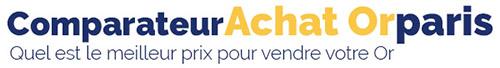 Comparateur achat or Paris